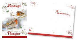 25-307 2 Dozen luxe Kerstkaarten