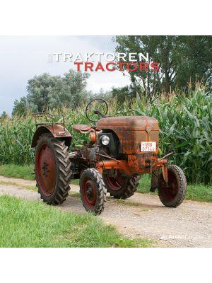 Beeldkalender - Traktoren/Tractors 2020 - 30 x 30 cm - 80-039
