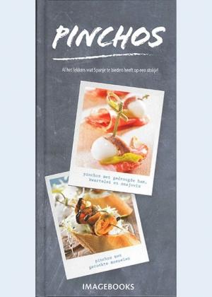 81-467 Receptenboekje Pinchos